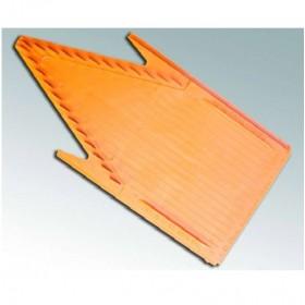 3500143 Вставка оранжевая 3.5мм CLASSIC