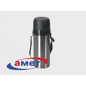 Термос Амет Дорожный 1с676 с универсальным горлом на ремне 0,5 л