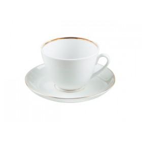 81.13906 Чашка+блюд.250мл Весен.Белосн.