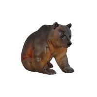 82.04678 Скульптура Медведь бурый