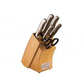 Набор кухонных ножей VINZER Supreme VZ-89120 7 предметов