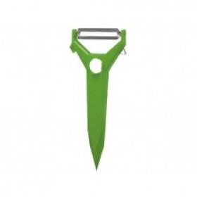 3810112 Нож треугольный салатовый
