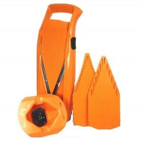 3810068 Овощерезка PRIMA ПЛЮС оранжевая