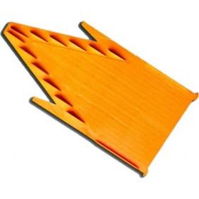 3500174 Вставка оранжевая 10мм CLASSIC