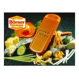 115 Салатная терка оранжевая