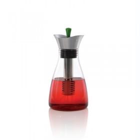 Графин для чая стекло BergHoff БГ 3700471 с ситом и крышкой 1,5 л