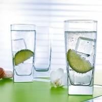 Набор стаканов стекло Luminarc Sterling Н7666 высокие 6 шт 330 мл