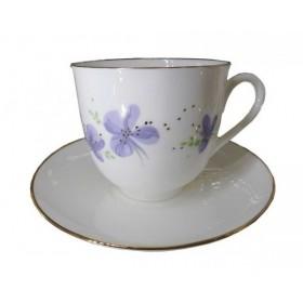 81.17581 Чашка+блюд.Ландыш Сирен.цветы