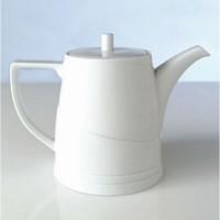 Чайник заварочный фарфор BergHoff Hotel БГ 1690179 белый 1,14л