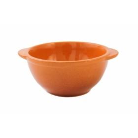 Бульонница глина Ломоносовская керамика 1Бу3-1 оранжевая 500 мл 14 см