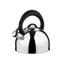 Чайник со свистком нержавеющая сталь VINZER VZ-89016 бакелитовая ручка 2,6 л
