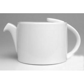 Чайник заварочный фарфор BergHoff Concavo БГ 1693286 белый 1,2 л