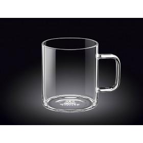 Кружка стекло Wilmax WL-888607 400мл