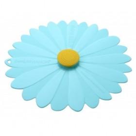 3404 Крышка 15см Daisy/голубой