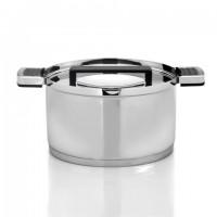 Кастрюля из нержавеющей стали с крышкой BergHOFF Neo БГ 3501046 20 см 3,6 литра