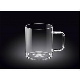 Кружка стекло Wilmax WL-888606 320мл