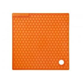 3862494 Подставка п/горячее оранжевая