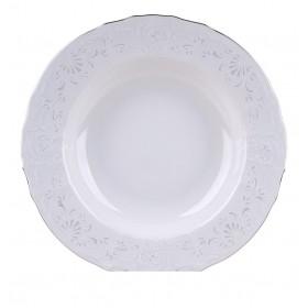 Е3632021_тс23 Тарелка суп.23см Деколь