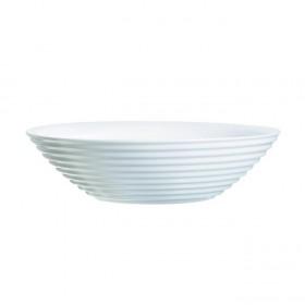 Салатник стекло Luminarc HARENA L2968 белый 16 см