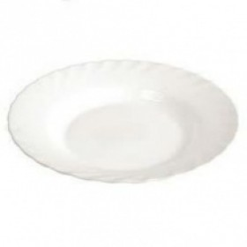 Тарелка суповая стекло Luminarc TRIANON Е9648 22,5 см