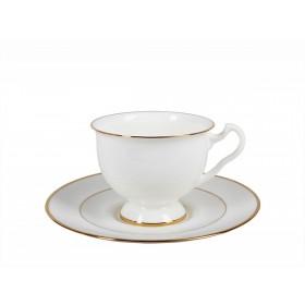 81.17862 Чашка+блюд.Айседора Зол.лента
