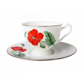 81.19349 Чашка+блюд.Айседора Кардинал