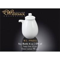 WL-996015 Бутылка фарф.д/соуса 170мл