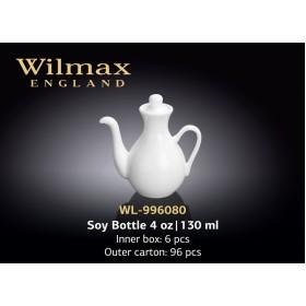 WL-996080 Бутылка фарф.д/соуса 130мл