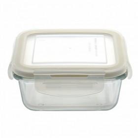 Контейнер для хранения продуктов BergHoff БГ 8500057 маленький стекло пластик 330 мл