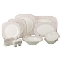 Столовый сервиз фарфор Porcelain Manufacturing Factory 264-691 на 6 персон 26 предметов