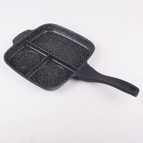 Сковорода-гриль 3 в 1 Winner WR-8182 с мраморным покрытием 27*25*4,4 см
