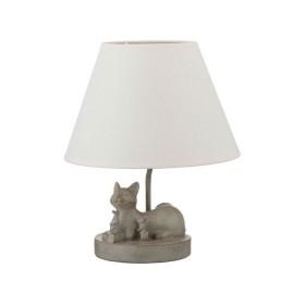 599-160 Светильник+Абажур Кошка с мышами