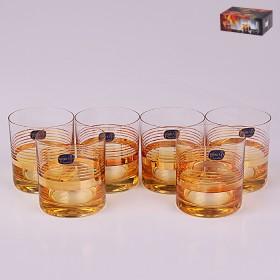 18482 Набор стаканов д/виски 280мл/6шт