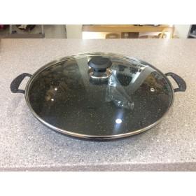 Сковорода 3228-34 гранит 34 см