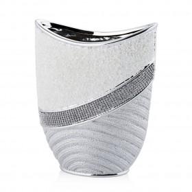 Ваза для цветов керамика Home&You 47539-BIA_1  20 см