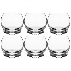 674-684 Набор стаканов 390/6 CRAZY