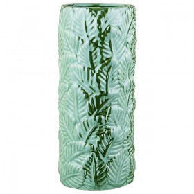 Ваза для цветов керамика Lefard 489-111 цилиндрическая 25,3 см