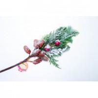 Ветки рождественской елки 48см DARLENS DL-DRL00978