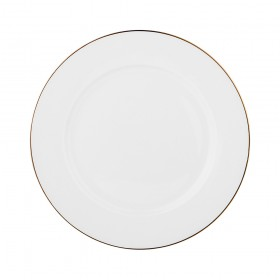 Тарелка десертная фарфоровая Lefard 577-131 21,5 см