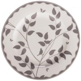Тарелка десертная фарфоровая Lefard 577-135 21,5 см