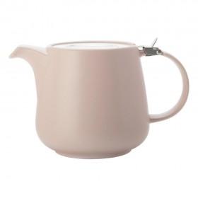 Чайник заварочный нержавеющая сталь фарфор Maxwell & Williams Tint розовый MW580-AY0301 1,2 л