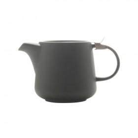 Чайник заварочный нержавеющая сталь фарфор Maxwell & Williams Tint угольный MW580-AY0289 600 мл