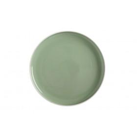 Тарелка салатная фарфор Maxwell & Williams Оттенки MW580-AY0277 20 см мятная