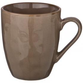 Кружка керамика Lefard цвет серый 408-116 400мл