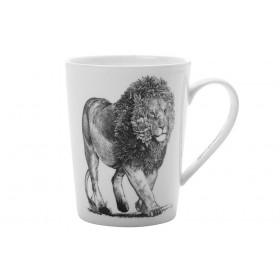 Кружка костяной фарфор Maxwell Williams Африканский лев MW637-DX0515 0,45л