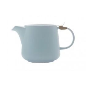 Чайник заварочный нержавеющая сталь фарфор Maxwell & Williams Tint голубой MW580-AY0291 600 мл