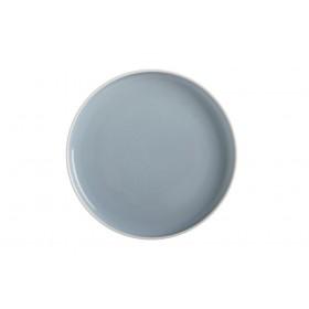 Тарелка салатная фарфор Maxwell & Williams Оттенки MW580-AY0276 20 см серая