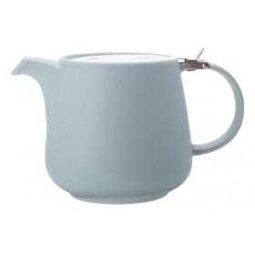 Чайник заварочный нержавеющая сталь фарфор Maxwell & Williams Tint голубой MW580-AY0299 1,2 л