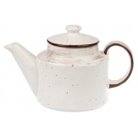 Чайник фарфор P.L. Proff Cuisine White 73024283 белый декорированный 700 мл