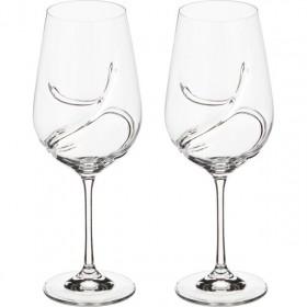 674-510 Бокалы д/вина 2шт/550мл Турбулен